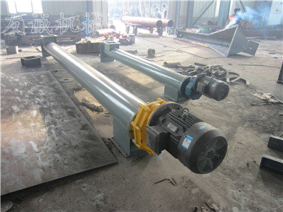 GL250 tubular screw conveyer