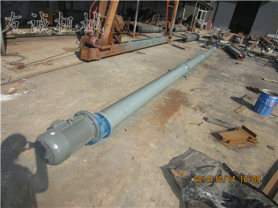 GL200 tubular screw conveyer