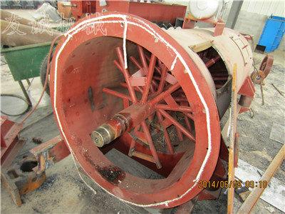 DSZ-120单轴粉尘加湿机