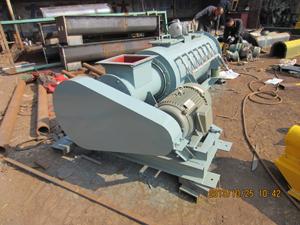 DSZ-50单轴粉尘加湿机