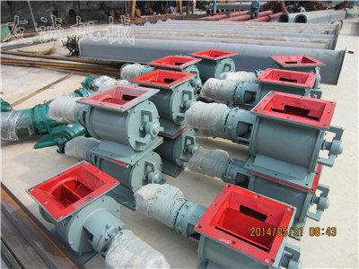 碳钢焊接型卸料器