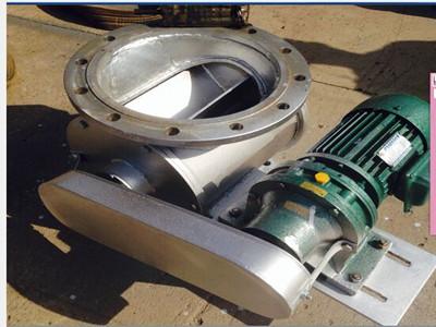 304不锈钢/耐高温卸料器