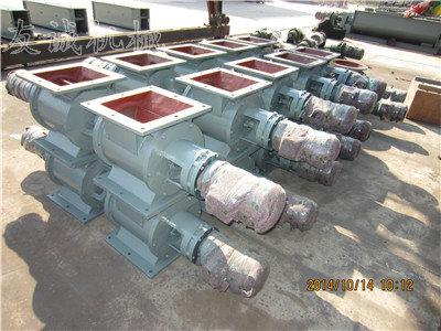 YJD-HX(老式)方口星型卸料器